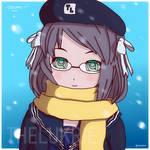 Winter Girl Bustshot [TL] by TheLukrie