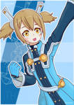 Silica Halfbody [Sword Art Online FanArt](+Video) by TheLukrie