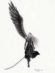 Sephiroth by ATP-synthase