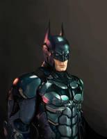 Batman by ishaansharma456