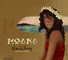 Moana by giadina96