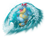 Surf by iguancheg