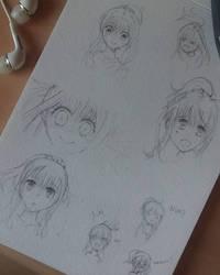 oc expressions by verinha260