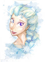 Elsa by FiaFreckles