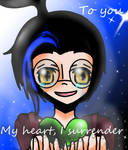 I surrender my heart to you by Deviant-Con
