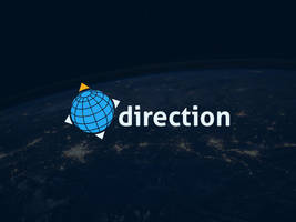 Direction Logo Template by BlinVarfi