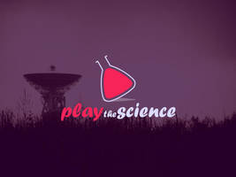Play the Science Logo Template by BlinVarfi