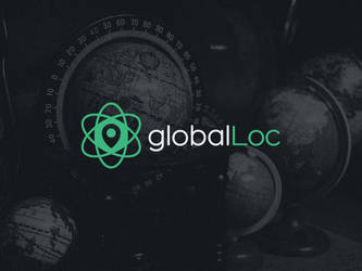 Global Location Logo Template by BlinVarfi