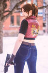 Antarctica - Claire Redfield by Sheenah