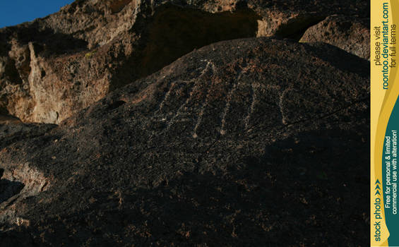 Petroglyphs 03 by RoonToo