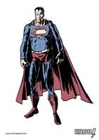 Superman 3 by ultrapaul