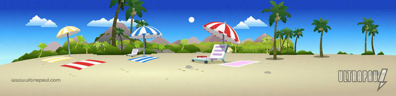 Pucca Layouts - Beach by ultrapaul