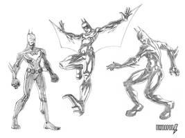 Batman Beyond 1 by ultrapaul