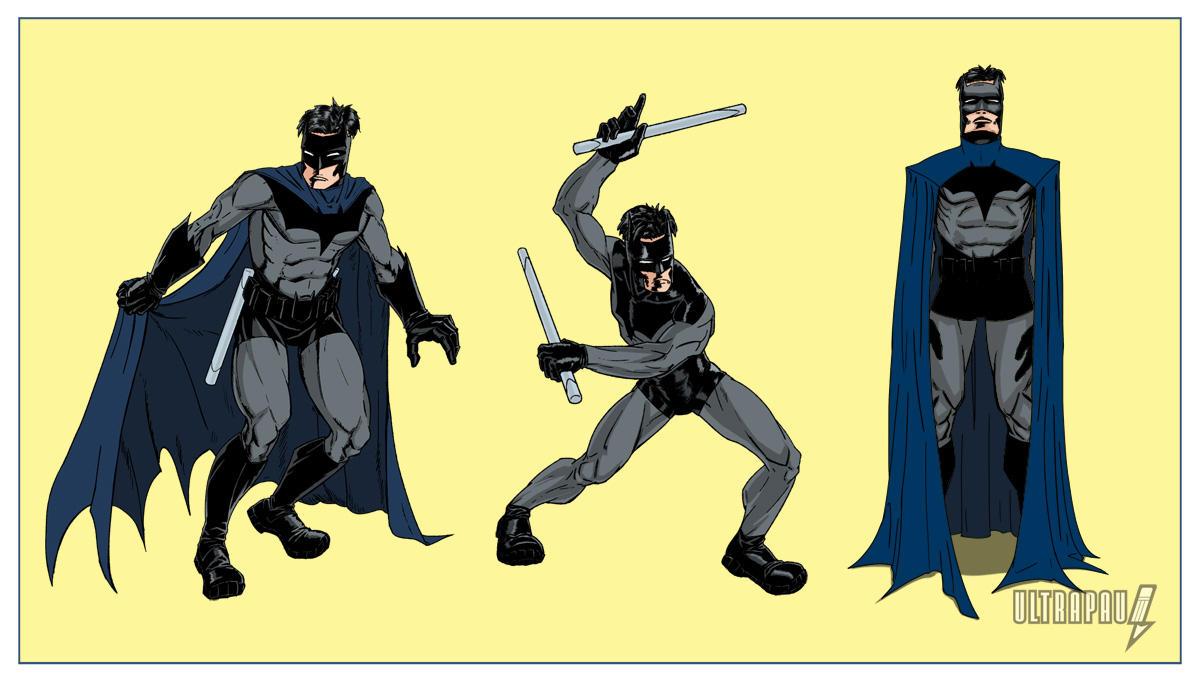 Batman 2.0 by ultrapaul