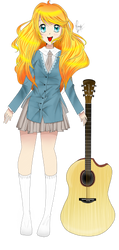 my dream guitar by t-for-tata