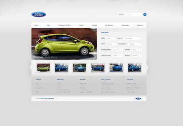 Ford by ECP-Pro