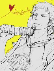 Law - Yellow by DarthShizuka