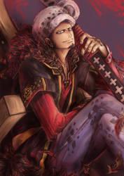 The third Corazon by DarthShizuka