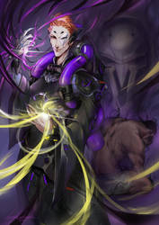The creation of Reaper by DarthShizuka