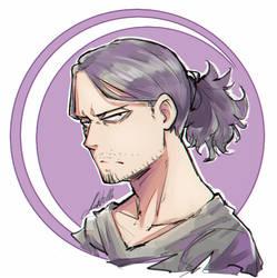 Aizawa icon by DarthShizuka
