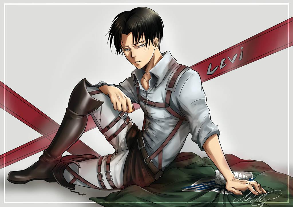 Happy Birthday, Levi! by DarthShizuka