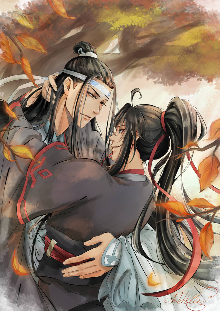 Wangxian by DarthShizuka