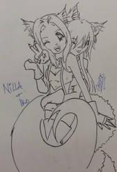 Nilla and Iko by KohakuHime1992