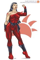 Red Claw by rhaydar