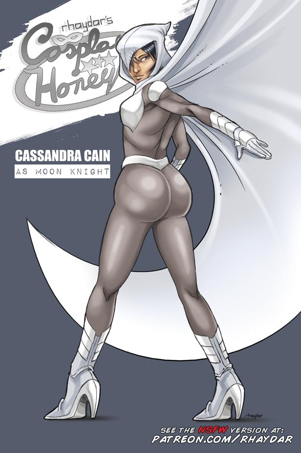 CH: Cassandra Cain by rhaydar