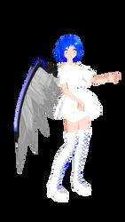 [MMDCNC]Zero Style Nanami Madobe by QVxVCTxZero