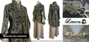 Woodelven Costume 2012 by LenoraGewandungen