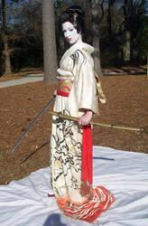 Geisha Sword 4 by themuseslibrary