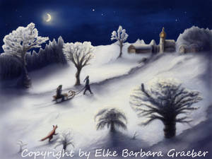 Winter Time 1 by MrsGraves
