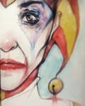 Depressed Jester by Tudalia