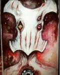 Demon Portrait by Tudalia