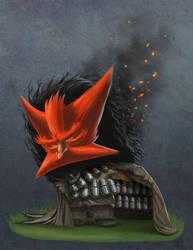 TAN MING KEN fan art by EnriqueFernandez