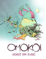 Omokoi worst day ever (REWARD!) by EnriqueFernandez