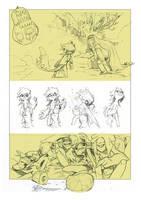 Rough page stage- NIMA by EnriqueFernandez
