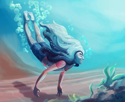 SU - Fusion Dive by LynxGriffin