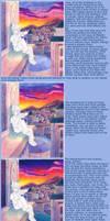 Color pencil tutorial - PART 2 by LynxGriffin