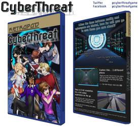 CyberThreat - RetroPod Box Art by KonoRBeatz