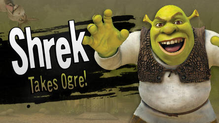 Shrek DLC Announcement by VectorStarProduction