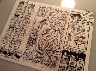 Plumba Brovaz Ep.3 Ink by MisterBZD