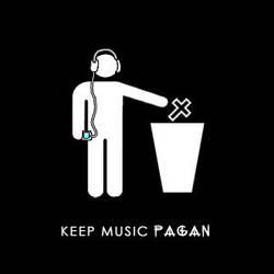 Keep music Pagan by SilverMKI