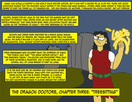 Dragon Doctors, Ch 3 Title by Oddsquad