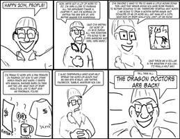 Dragon Doctors RETURN! by Oddsquad