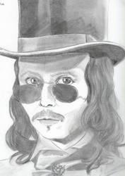 Dracula - Gary Odlman by Kitty-Punk