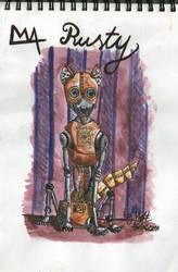Rusty by Kitty-Punk