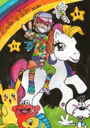 Rafflegeau David by Kitty-Punk
