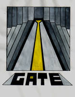 Gate by Djigallag